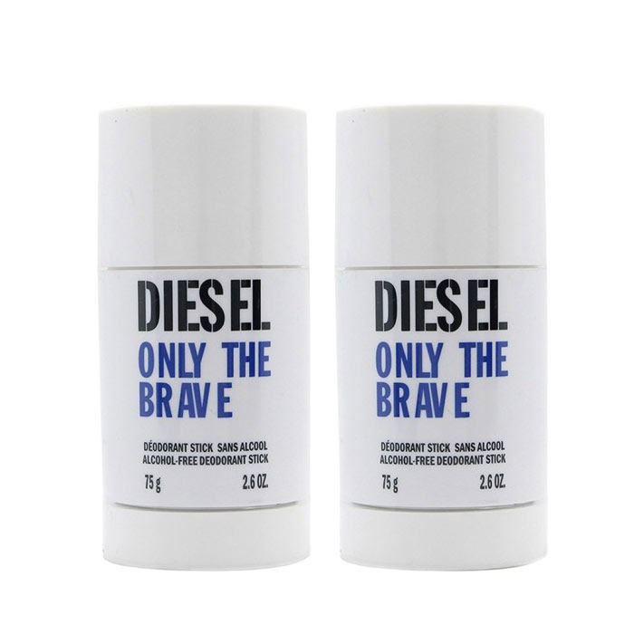 2-pack Diesel Only The Brave Deostick 75g