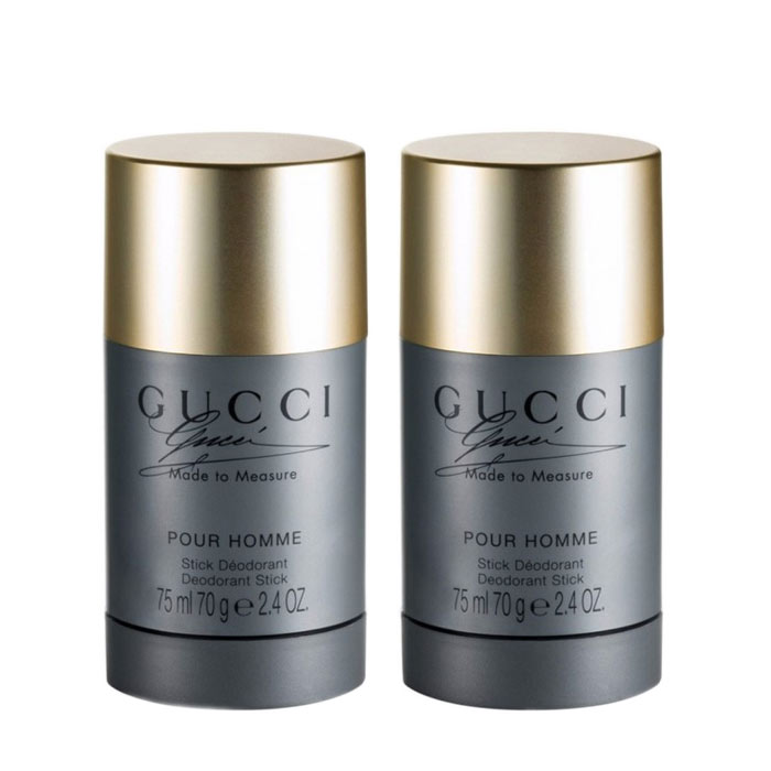 2-pack Gucci Made To Measure Deostick 75ml