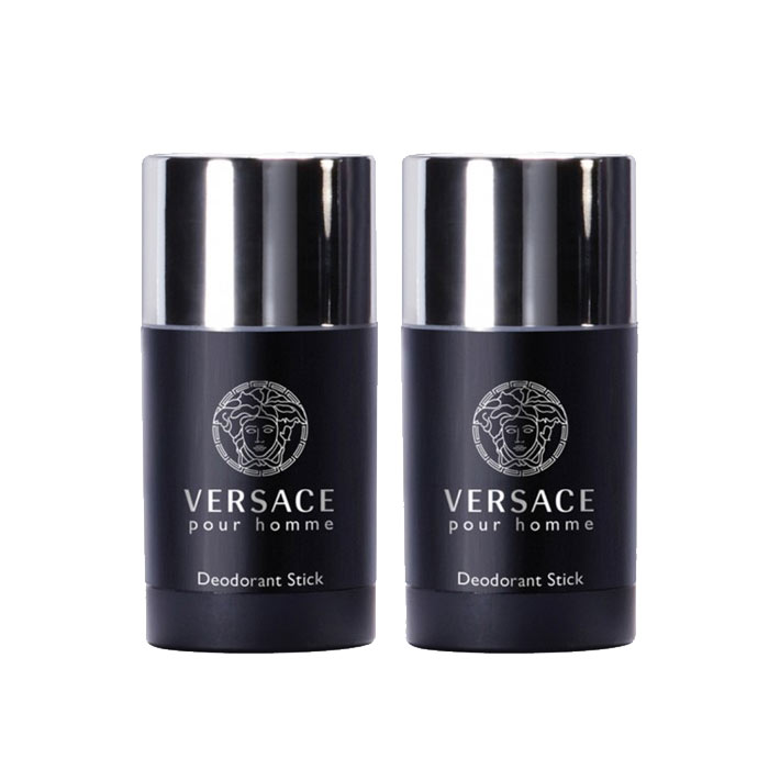2-pack Versace Pour Homme Deostick 75ml