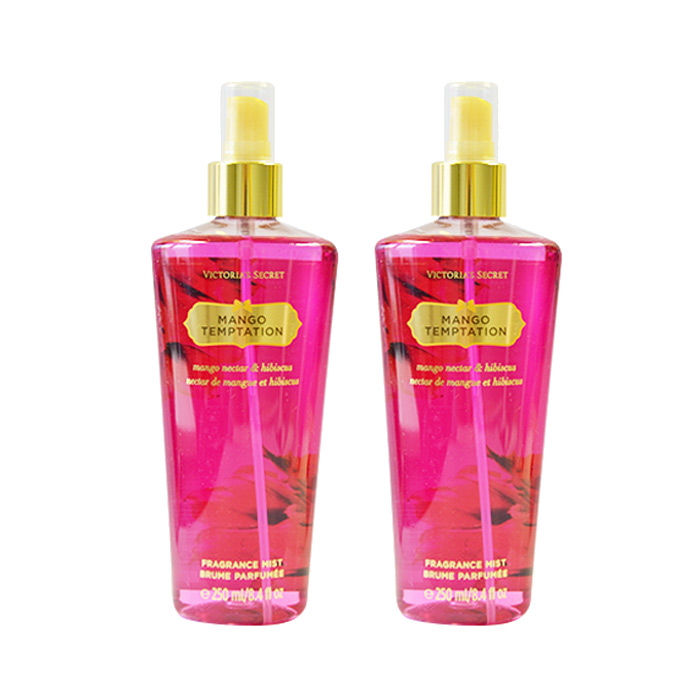 2-pack Victorias Secret Mango Temptation Fragrance Mist 250ml