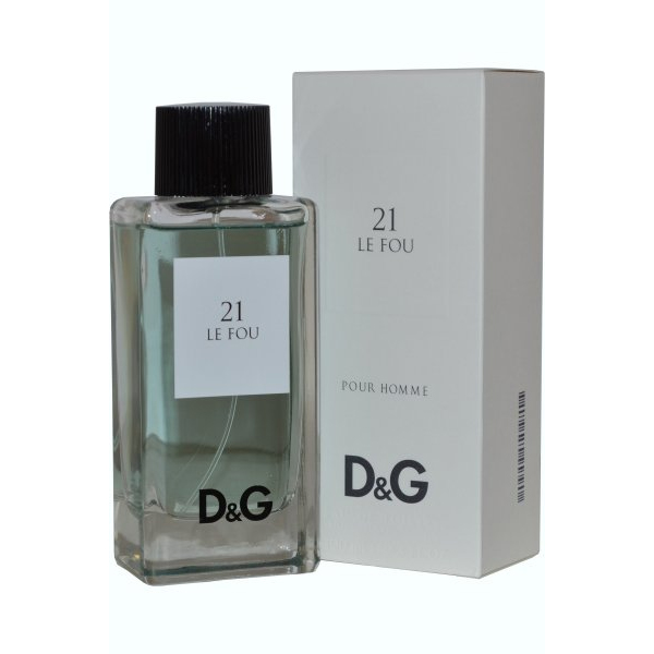 21 Le Fou pour Spray 100ml