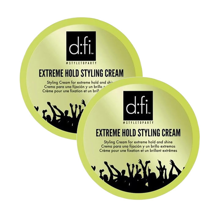 2-pack Dfi Extreme Cream 75g+150g