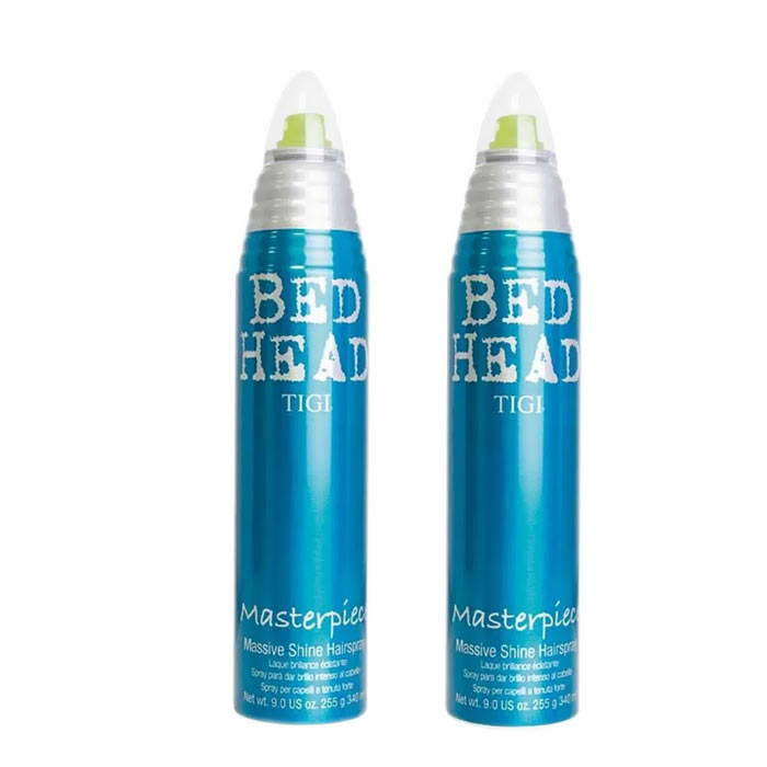 2st TIGI Bed Head Masterpiece Hairspray 340ml