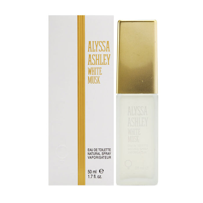 Alyssa Ashley White Musk Edt 50ml