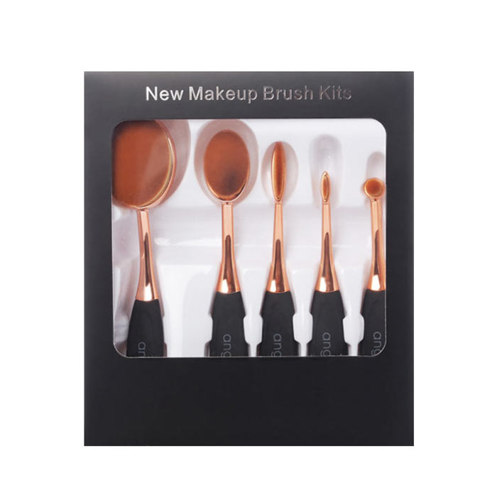 angie-L Oval Brush Set