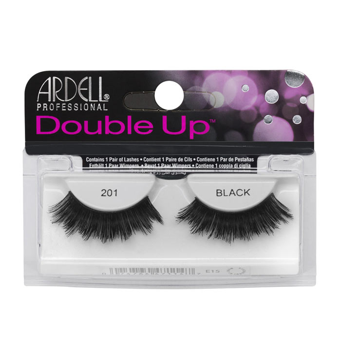 Ardell Double Up False Eyelashes Black 201