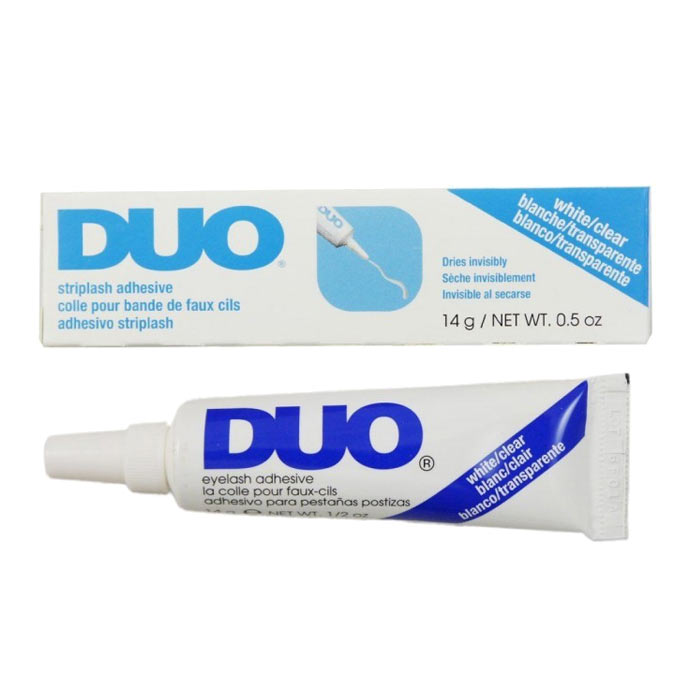 Ardell Duo Eyelash Clear White 14g