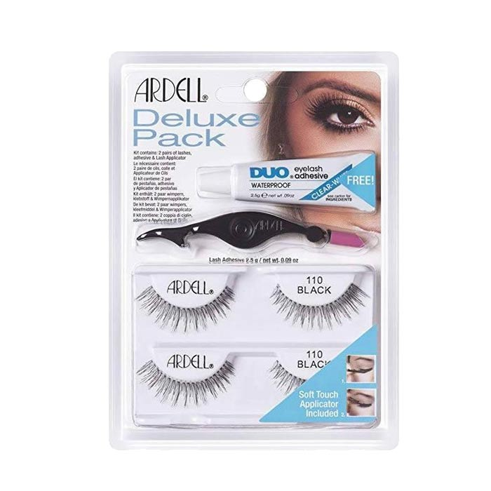 Ardell Eyelash Deluxe Pack 110 Black