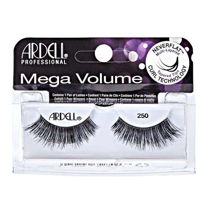 Ardell False Lashes Mega Volume 250 Black