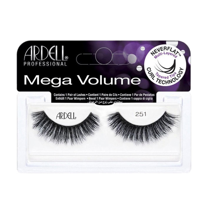 Ardell False Lashes Mega Volume 251 Black