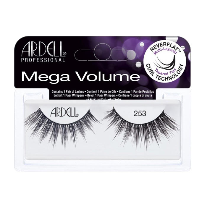 Ardell False Lashes Mega Volume 253 Black