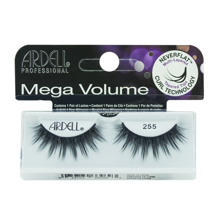Ardell False Lashes Mega Volume 255 Black