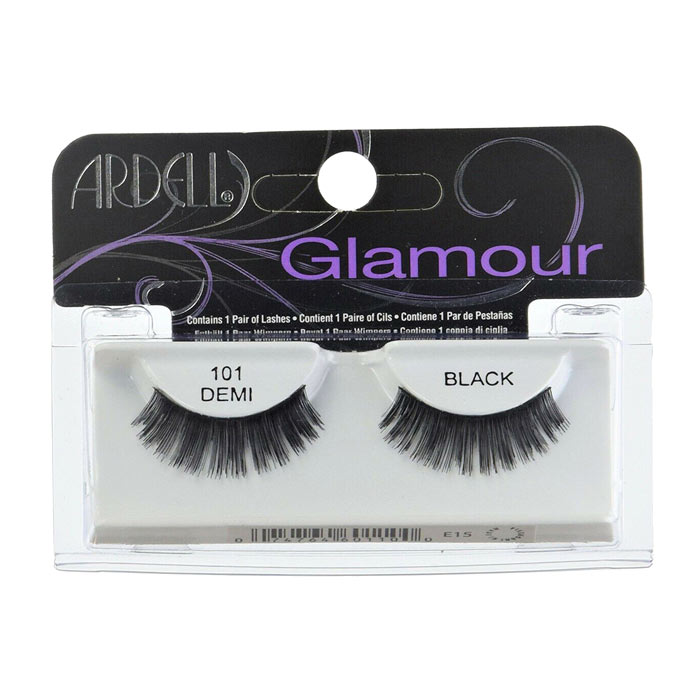 Ardell Glamour Lashes 101 Demi Black