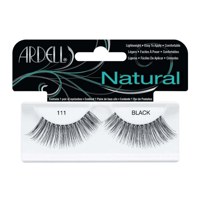 Ardell Natural Lashes 111 Black