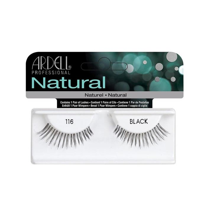 Ardell Natural Lashes 116 Black