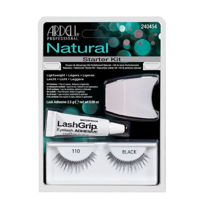 Ardell Natural Lashes Starter Kit 110 Black