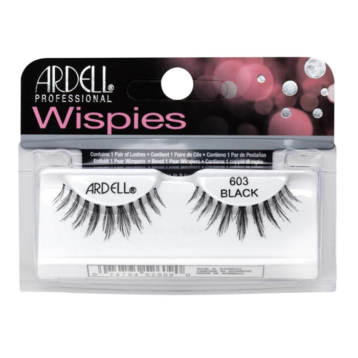 Ardell Wispies Lashes 603 Black
