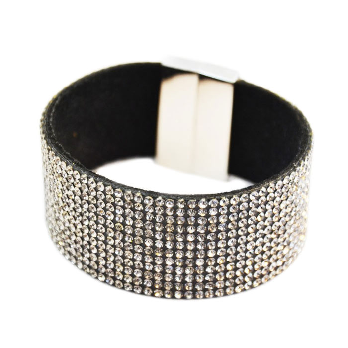 Armband Blingbling Magnetic Gray