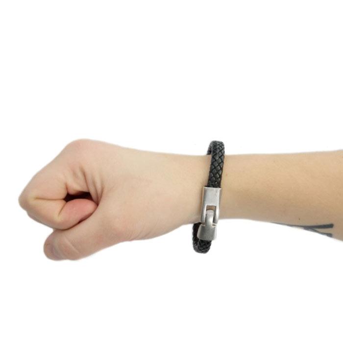 Armband Herr Läder P1206