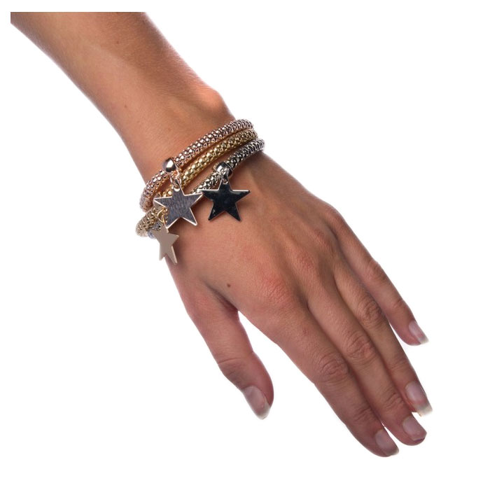 Armband Mixed Metals - Star