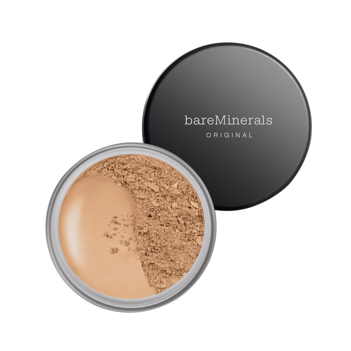 Bare Minerals Foundation Medium Tan 8g