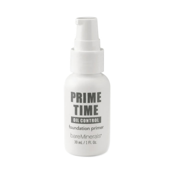 Bare Minerals Prime Time Foundation Primer Oil Control 30ml