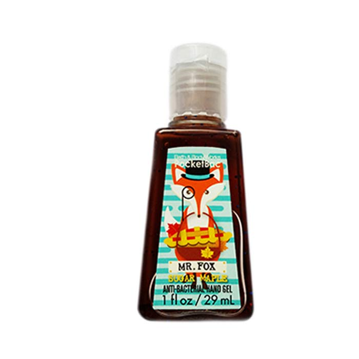 Bath & Body Works PocketBac Mr. Fox Sugarmaple 29ml