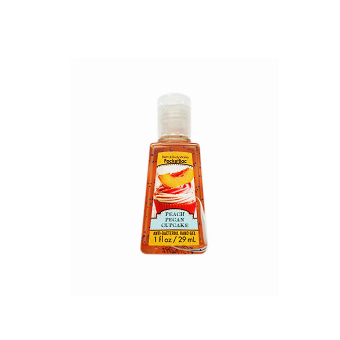 Bath & Body Works PocketBac Peach Pecan Cupcake 29ml