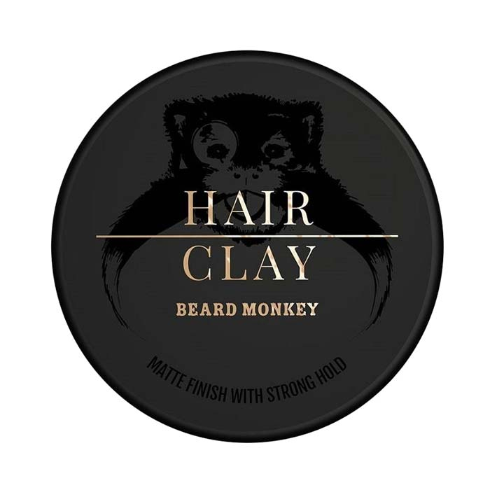 Beard Monkey Hair Clay 100ml
