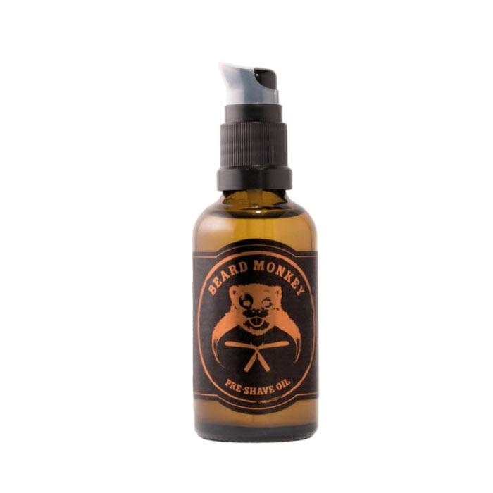 Beard Monkey Pre-Shave Oil 50ml