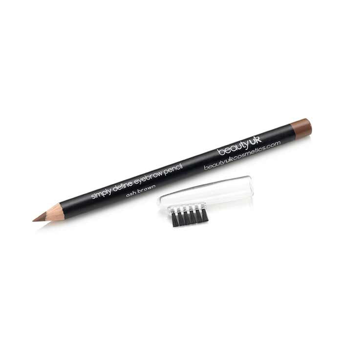 Beauty UK Eyebrow Pencil - Ash Brown