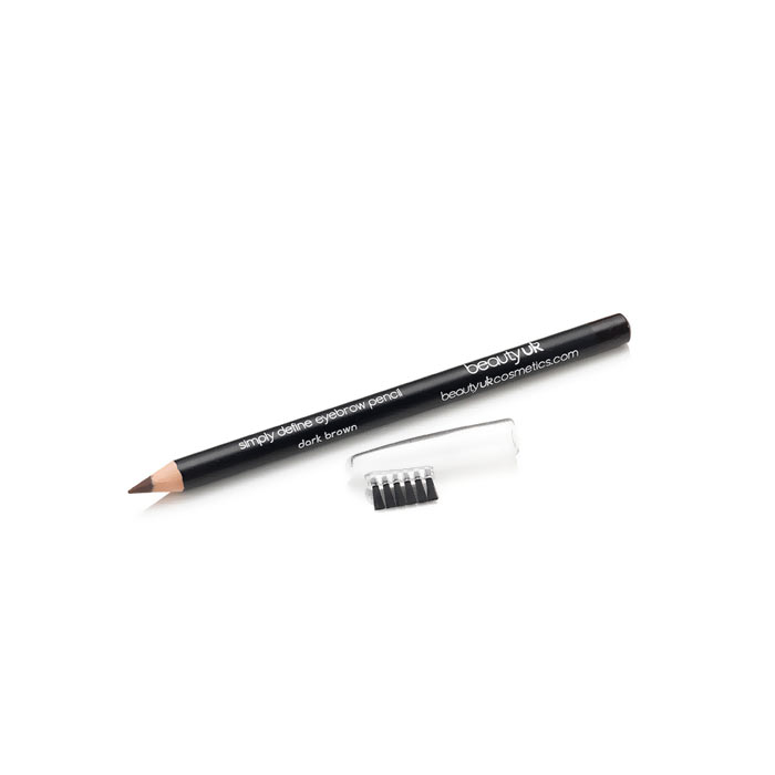 Beauty UK EyeBrow Pencil - Dark Brown