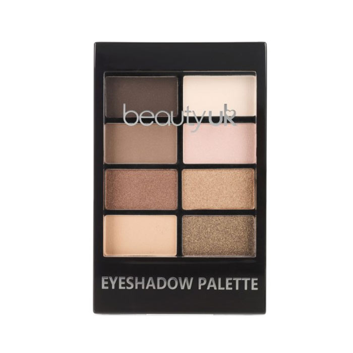 Beauty UK Eyeshadow Palette no.2 - Pin Up
