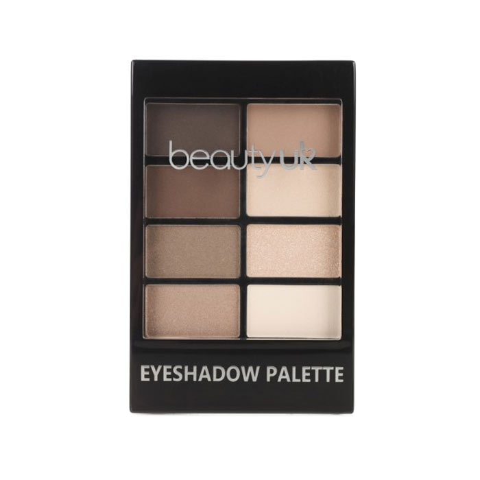 Beauty UK Eyeshadow Palette no.3 - Pure Romance