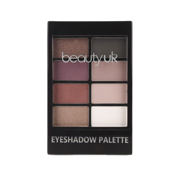 Beauty UK Eyeshadow Palette no.4 - Feverstruck