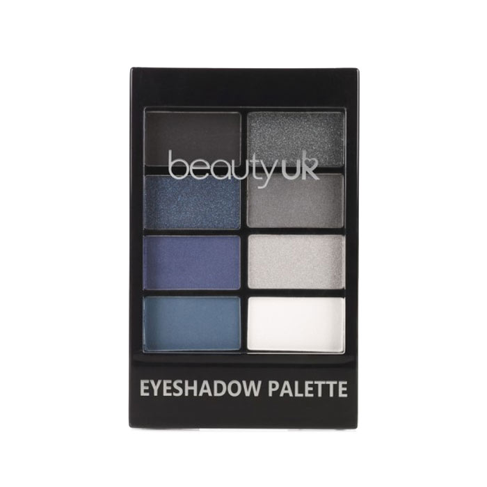 Beauty UK Eyeshadow Palette no.6 - After Dark