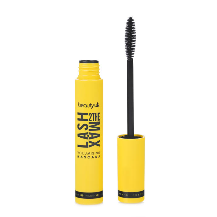 Beauty UK Lash 2 The Max Mascara Black 10ml