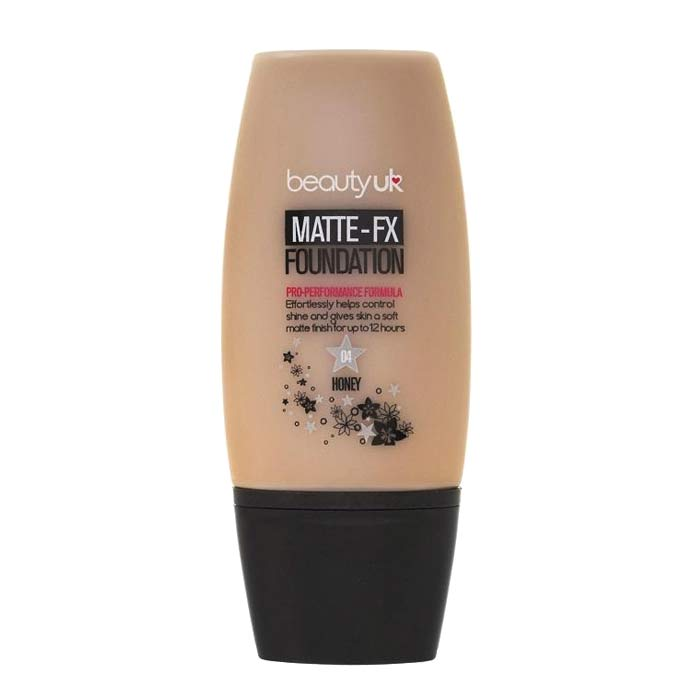 Beauty UK Matte FX Foundation - No.4 Honey