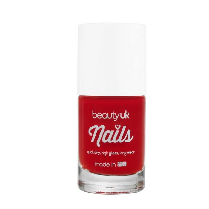 Beauty UK Nails no.11 - Post Box Red 9ml