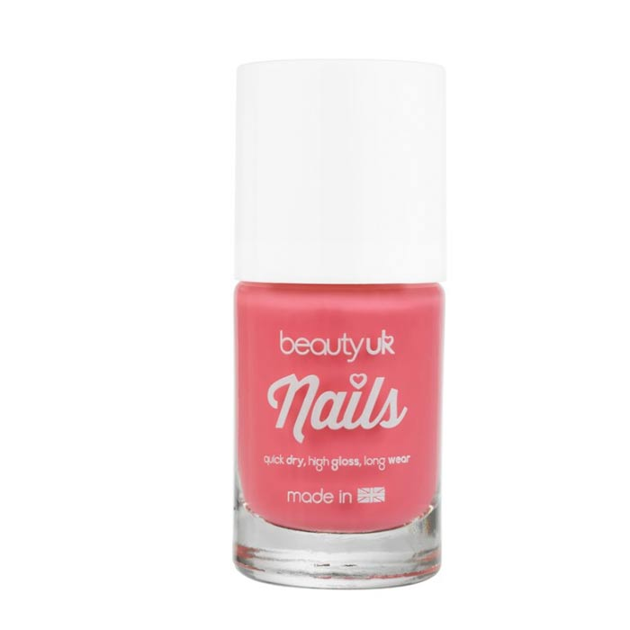 Beauty UK Nails no.12 - Pink You`ve Had Enough 9ml