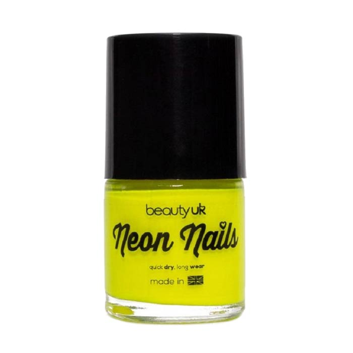 Swish Beauty UK Neon Nail Polish - Magenta