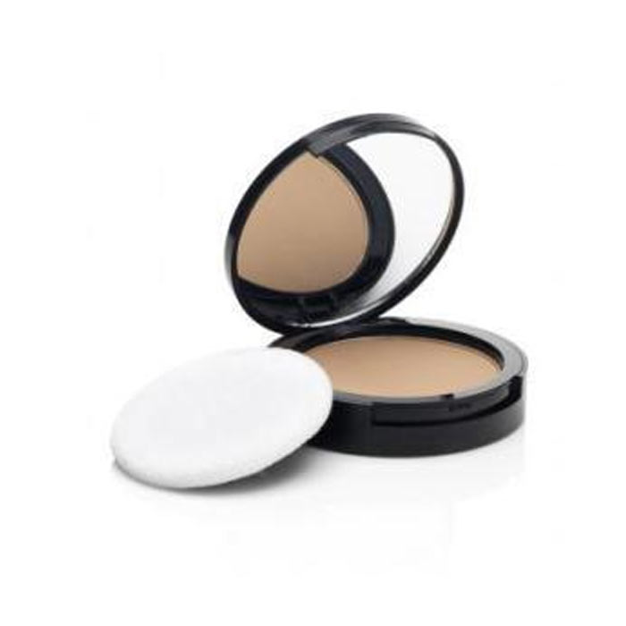 Beauty UK NEW Face Powder Compact No.4