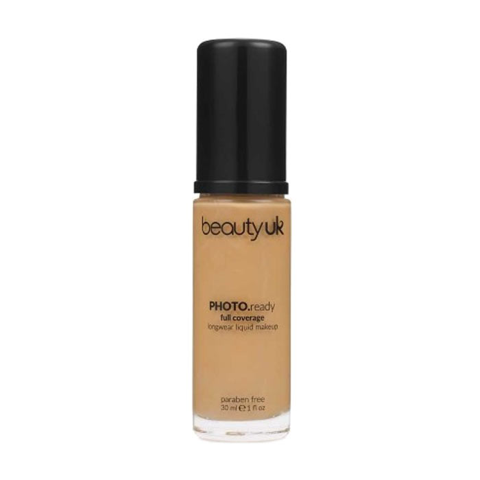 Beauty UK Photo.ready Foundation No.4 - Caramel