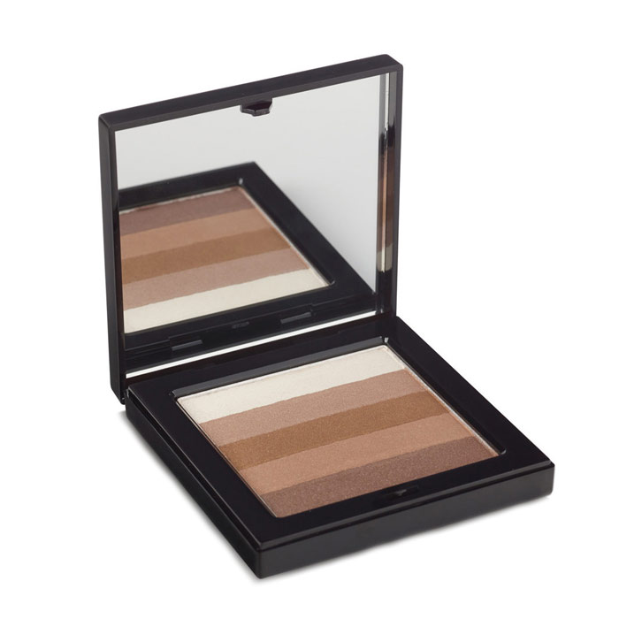 Beauty UK Shimmer Box No.1 Bronze