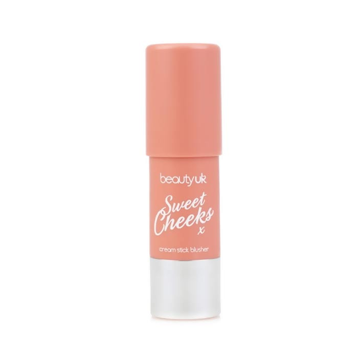 Beauty UK Sweet Cheeks No.3 Strawberry Jelly 6g