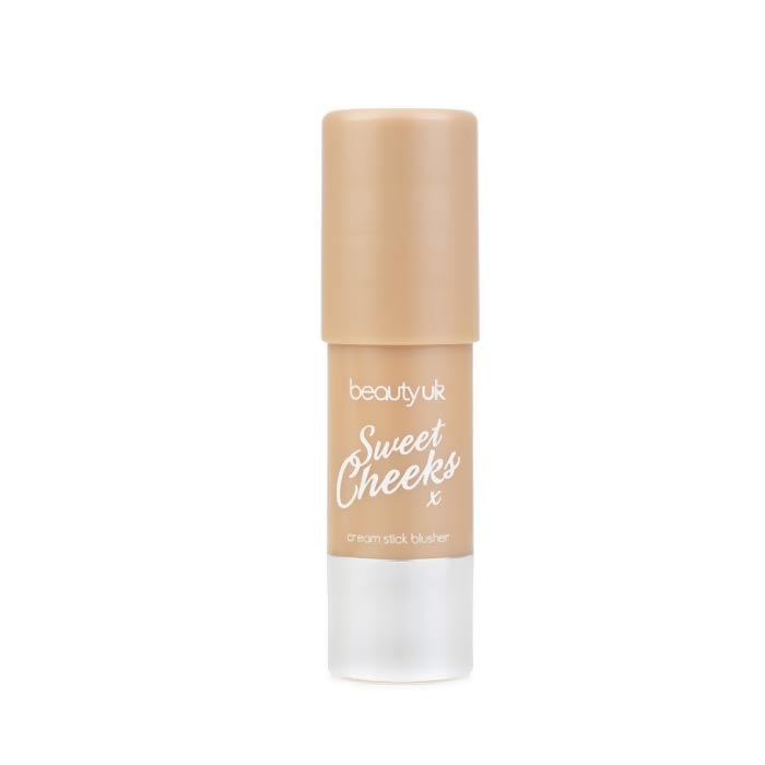 Beauty UK Sweet Cheeks No.6 Vanilla Ice 6g