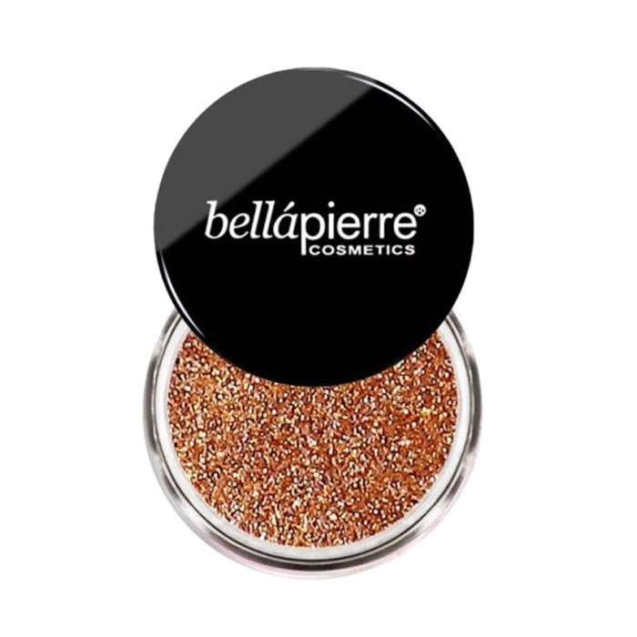 Bellapierre Cosmetic Glitter -  012 Copper 3.75g