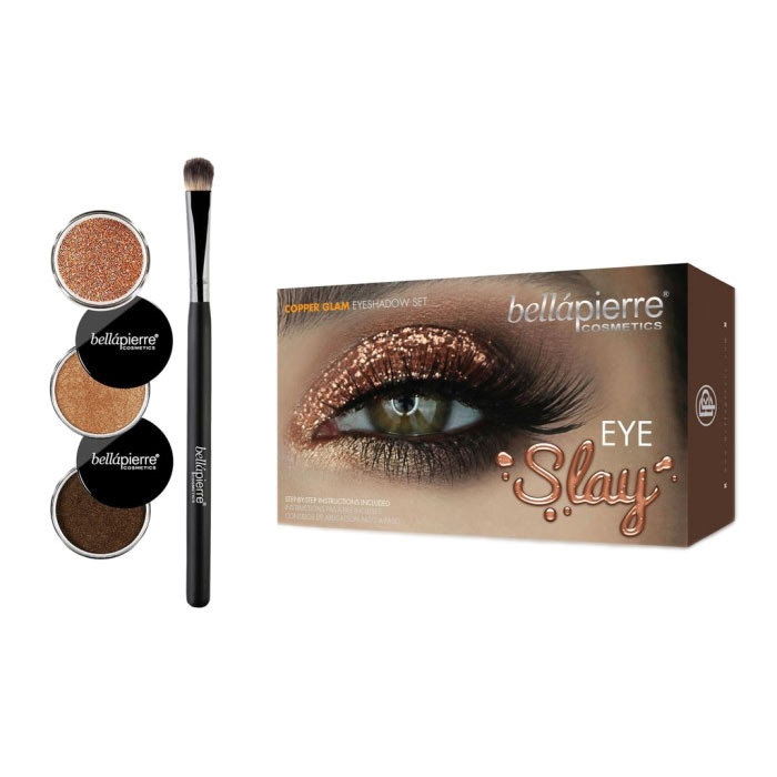 Bellapierre Eye Slay Kit - Copper Glam