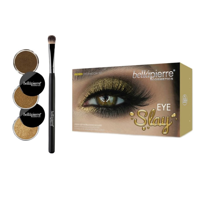 Bellapierre Eye Slay Kit - Glided