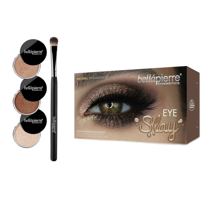Bellapierre Eye Slay Kit - Natural